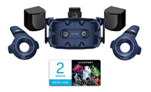 HTC Vive Pro Headset Review