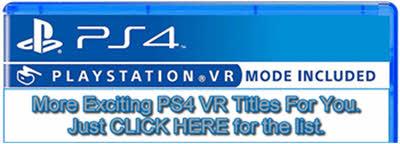 Playstation Virtual Reality